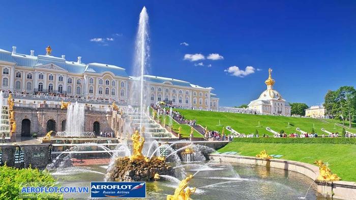 Cung điện mùa hè nước Nga
