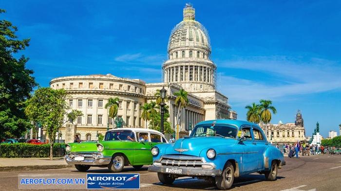Phố cổ Havana