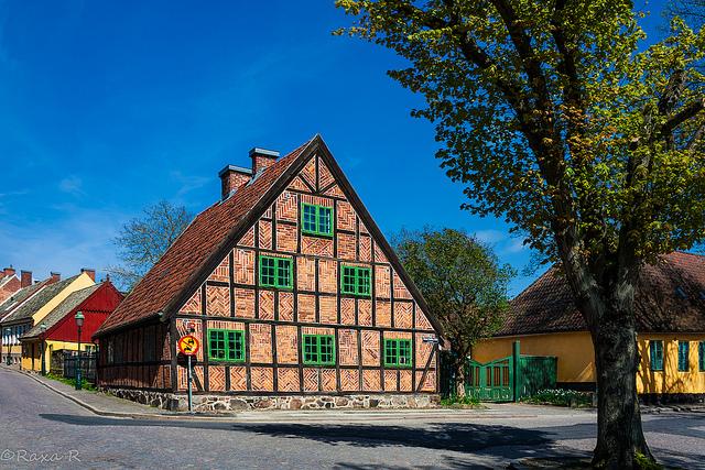 Du lịch tới thành phố Lund xinh đẹp