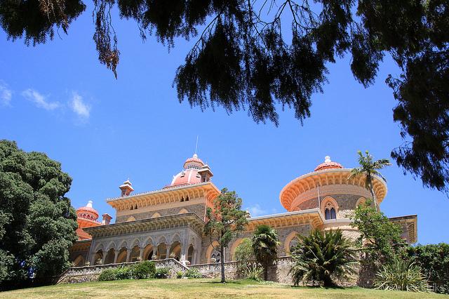 Chiêm ngưỡng thị trấn Sintra xinh đẹp