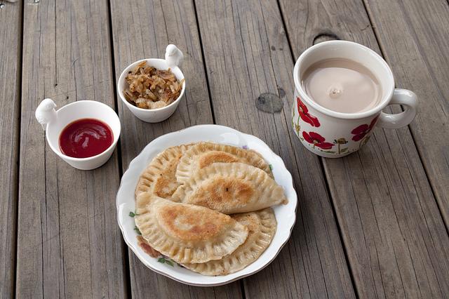 Thưởng thức ẩm thực Ba Lan