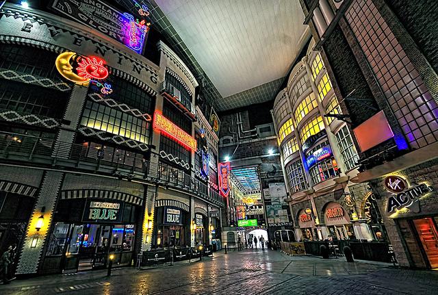 Du lịch thành phố Manchester sôi động