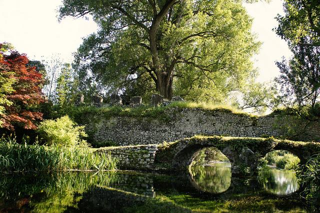 Chiêm ngưỡng khu vườn Ninfa thơ mộng