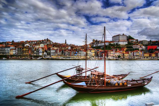 Thiên đường rượu nho Douro xinh đẹp