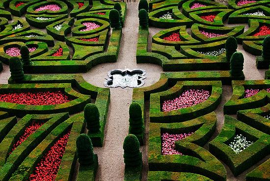 Khu vườn tình yêu lãng mạn nhất nước Pháp