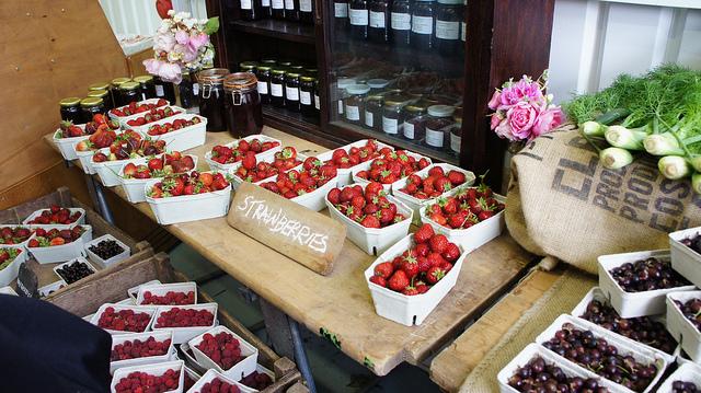 Chợ Maltby - địa chỉ ẩm thực tuyệt vời