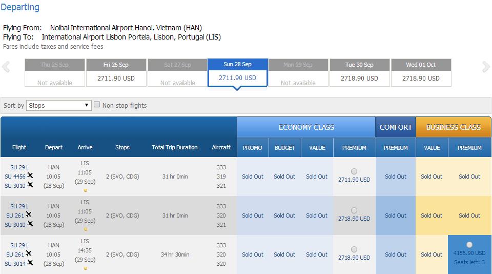 Mua vé máy bay đi Bồ Đào Nha giá rẻ ở đâu?