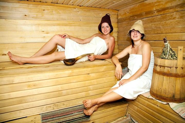 Đến Nga trải nghiệm văn hóa tắm hơi độc đáo
