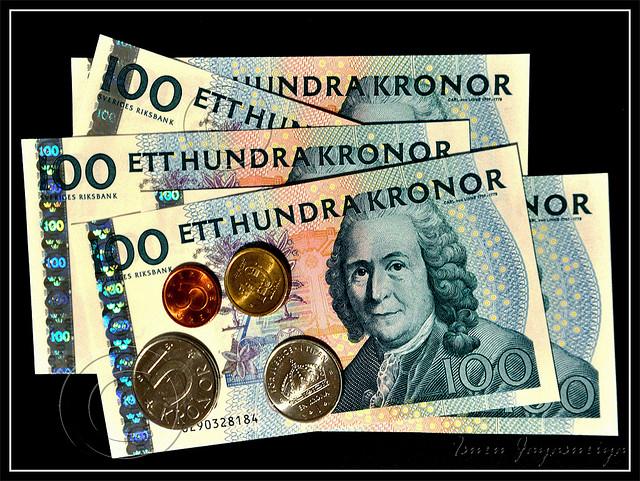 Thông tin tiền tệ và miễn thuế ở Thụy Điển