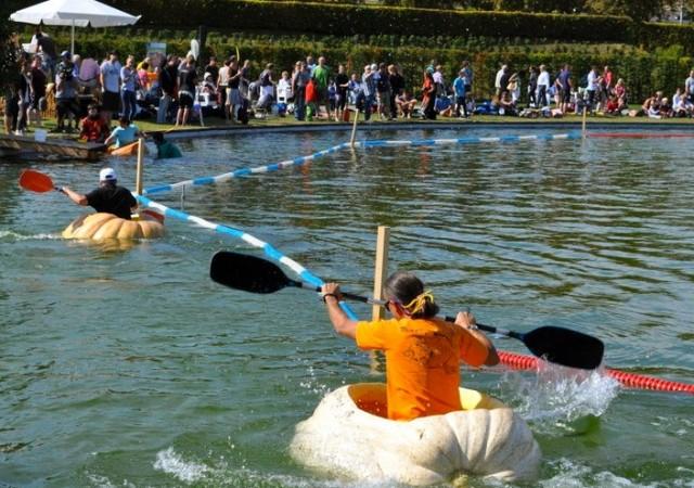 Lễ hội bí ngô lớn nhất thế giới ở Đức