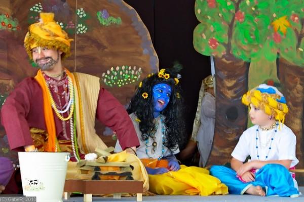 Đến Hungary trải nghiệm lễ hội thần Krishna