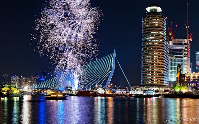 Trải nghiệm năm mới tuyệt vời tại Hà Lan