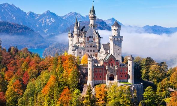 Mua vé máy bay đi Đức giá rẻ ở đâu?