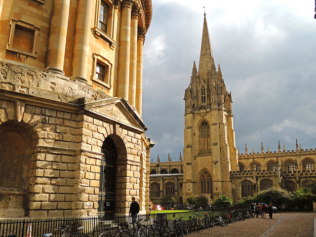 Những điểm thăm quan nổi tiếng ở Oxford
