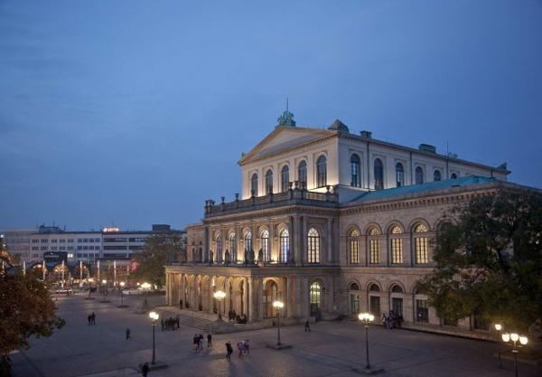 nhà hát Hanover