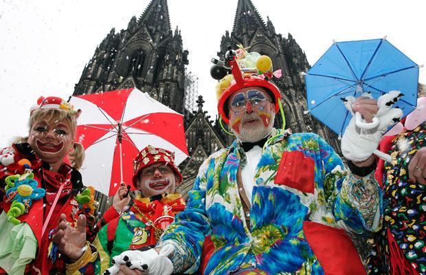 Lễ hội Carnival Cologne