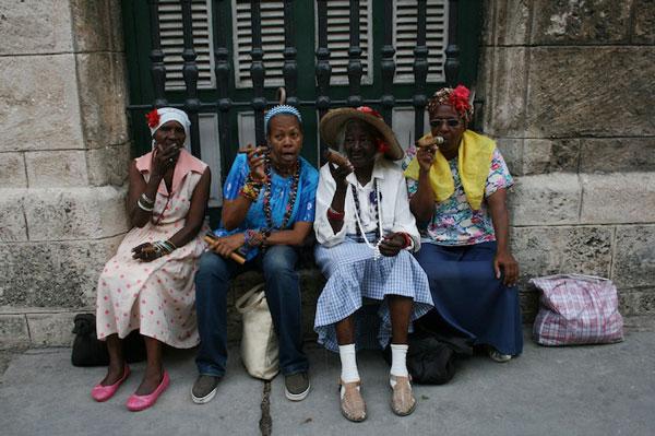 người dân Havana