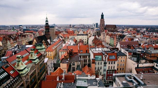 Toàn cảnh Wrocław