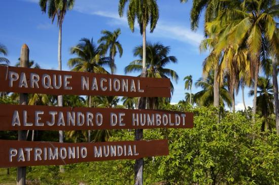 Công viên quốc gia Alejandro de Humboldt