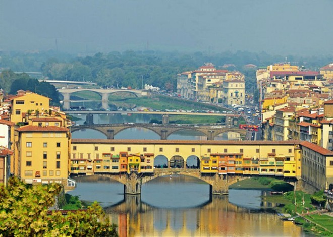Cầu Ponte Vecchio