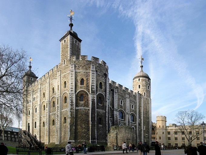 tháp london1