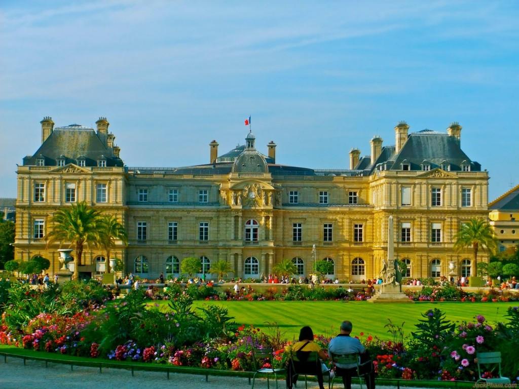 Công viên Luxembourg