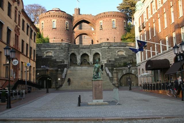 pháo đài Karnan Helsingborg
