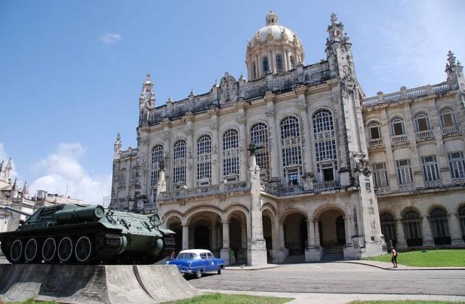 Bảo tàng Cách mạng Cuba