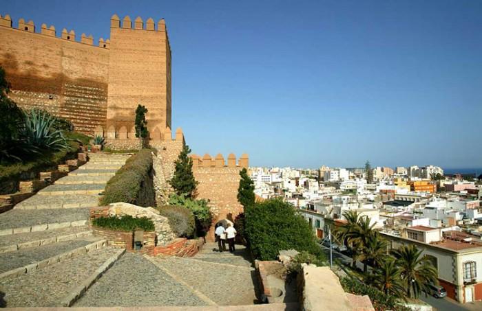 Pháo đài Alcazaba