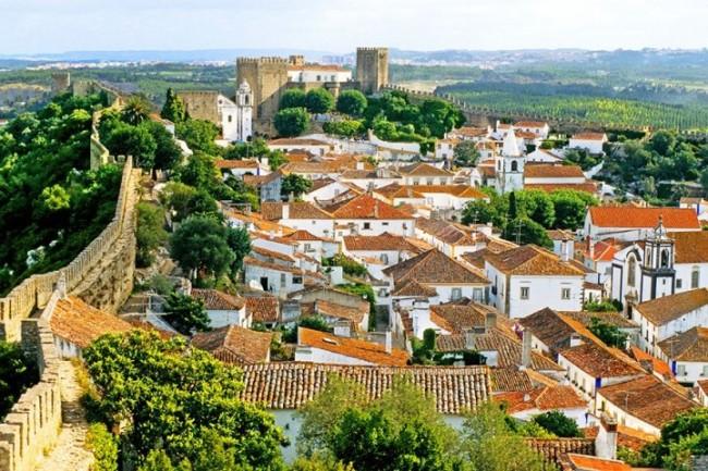 Thành phố Obidos