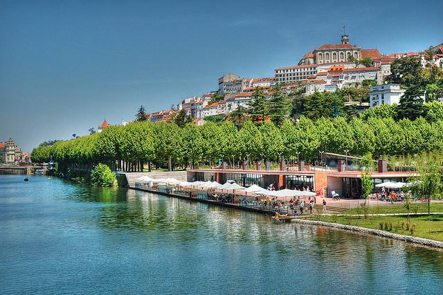 Thị trấn Coimbra