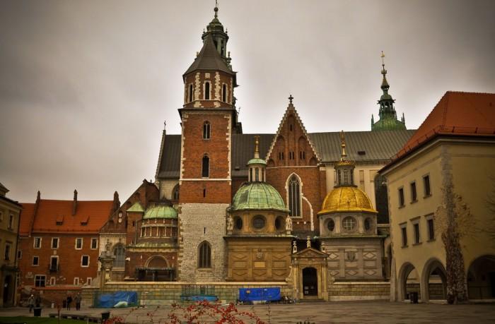 Lâu đài Wawel