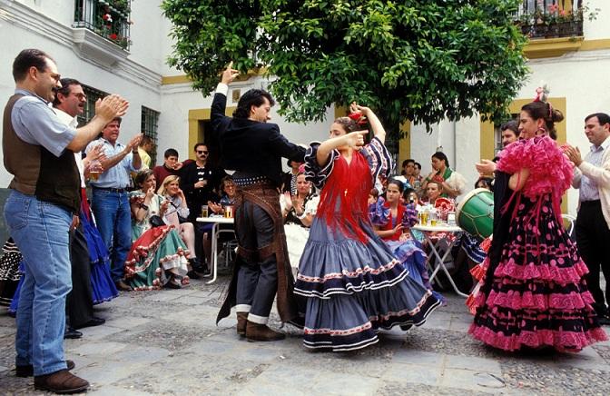 Lễ hội Feria de Sevilla