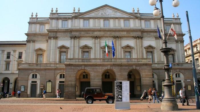Bảo tàng Teatrale alla Scala