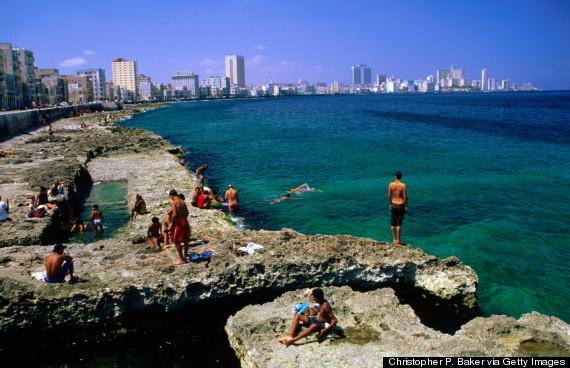Bãi biển Malecon