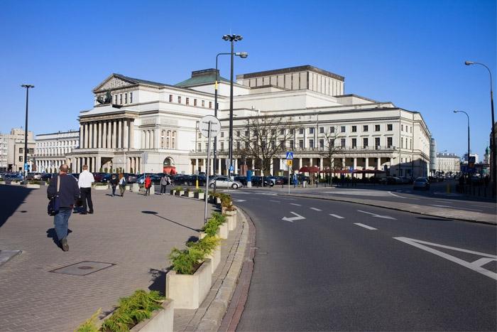 Nhà hát lớn Teatr Wielki