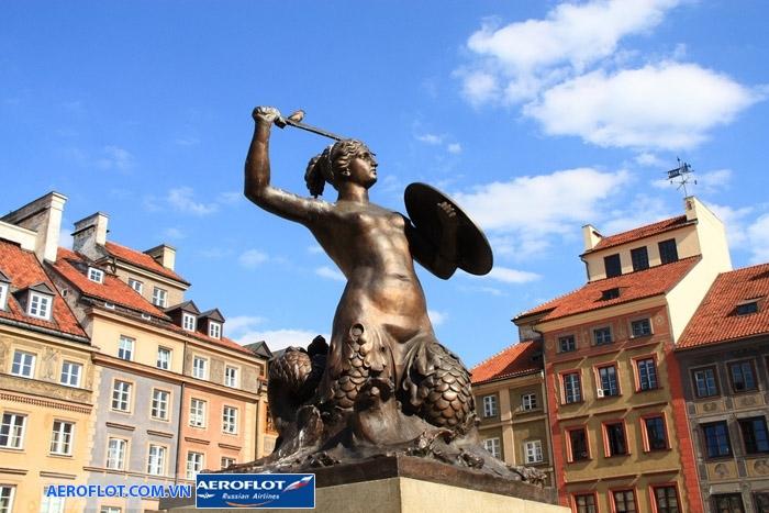 quang truong cho Warsaw
