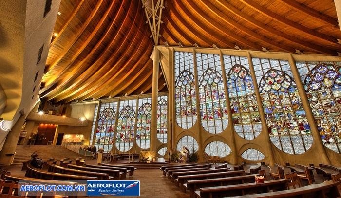 Nhà thờ Eglise Jeanne d'Arc