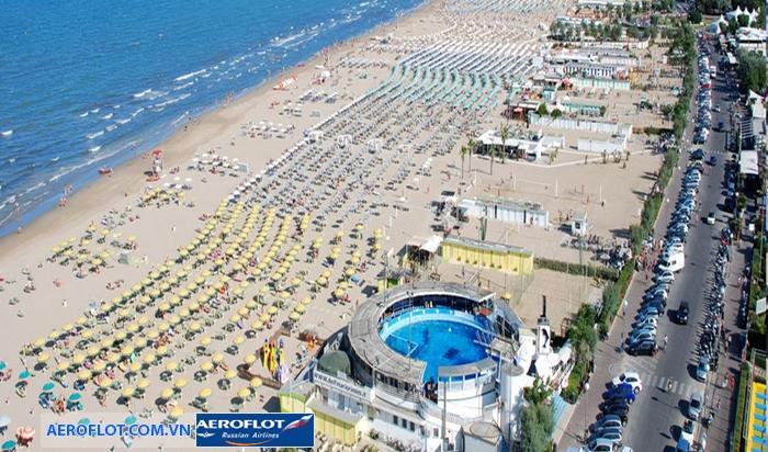 Bãi biển Rimini