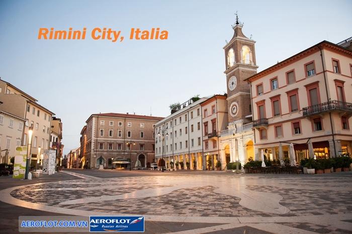 rimini city