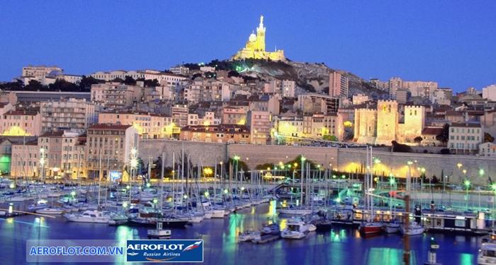 Thành phố Marseille