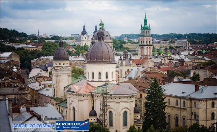 Thành phố Lviv