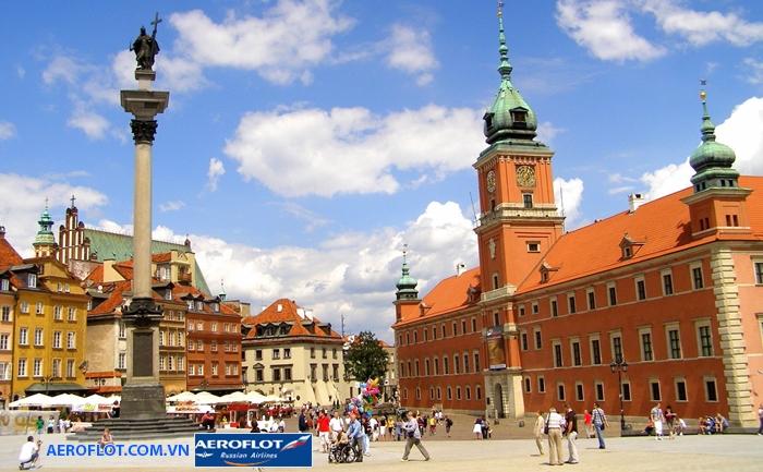 Thủ đô Warsaw