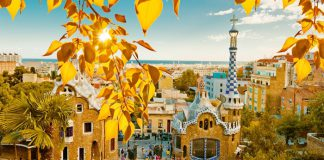 du lịch barcelona