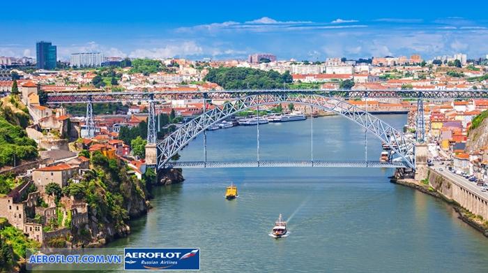 Cây cầu Ponte Luis