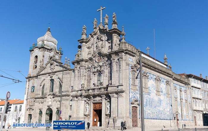 Nhà thờ ở Porto