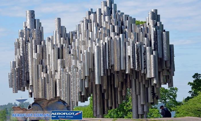 Đài tưởng niệm nhà soạn nhạc Sibelius