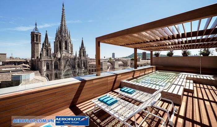 Khách sạn ở Barcelona