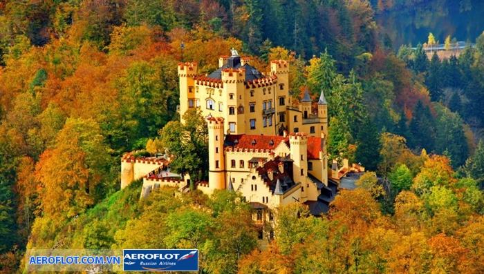 Lâu đài Hohenschwangau