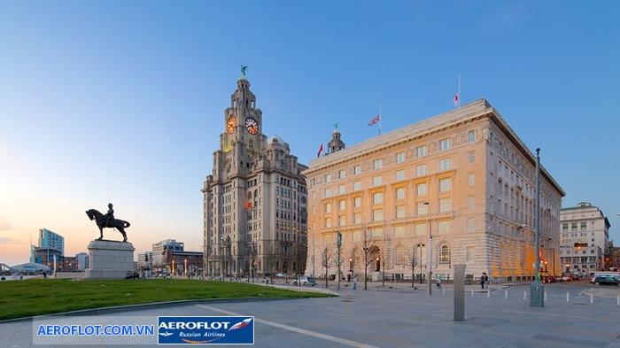Thành phố Liverpool